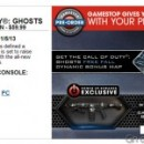 GameStop Pre-Order Bonus - Free Fall Dynamic Bonus Online Map