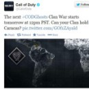 Caracas Clan Wars Round 3 Starts Today for Call of Duty Ghosts