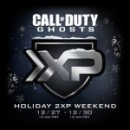 Holiday Double XP Weekend Coming to Call of Duty Ghosts