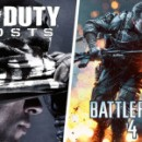 Call of Duty Ghosts Outperforms Battlefield 4 For Playstation PS3 / PS4