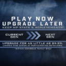 How To Upgrade Ghosts to Xbox One or PS4 Console