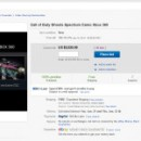 Call of Duty Ghosts Spectrum Camo on eBay for Over $2,000 on Xbox 360
