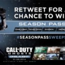 Call of Duty: Ghosts Sweepstakes for a Season Pass
