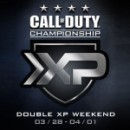 Call of Duty Championship Brings Everyone A Double XP Weekend