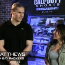 Green Bay Packers Fight Kansas City Chiefs in Call of Duty Ghosts Onslaught