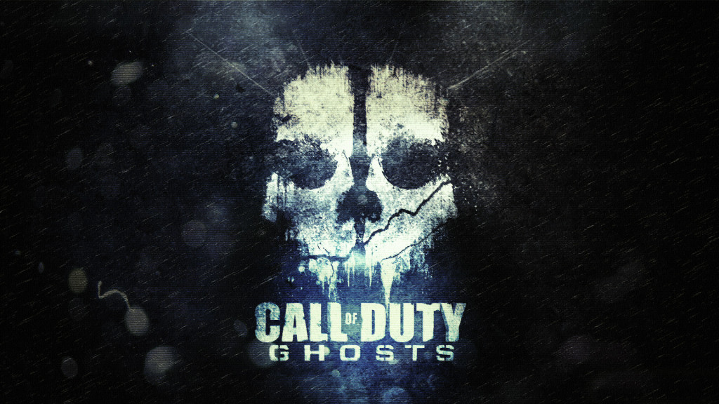 cod ghosts logo design