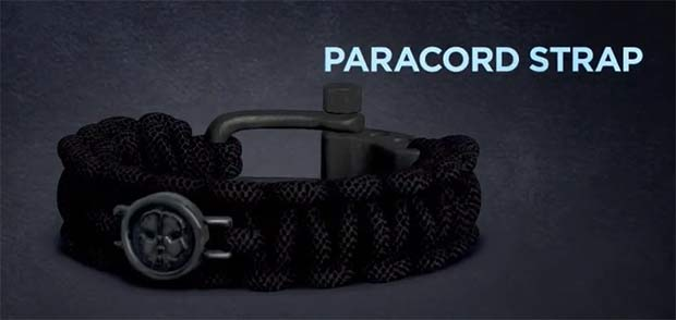 paracord strap