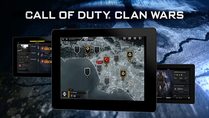 call of duty clans how to use