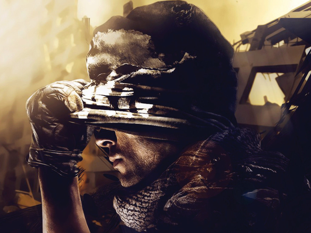 call of duty ghosts wallpaper 1600x1200