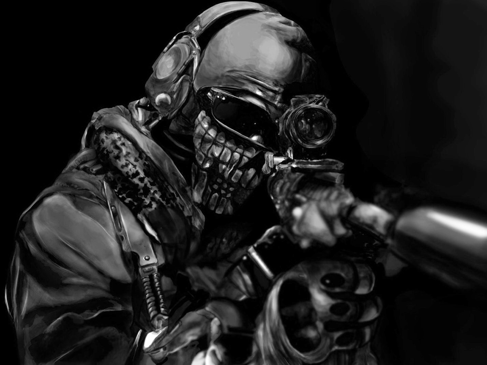 Call of Duty Ghosts Wallpapers 1600x1200 in HD cod ghosts | Call ...