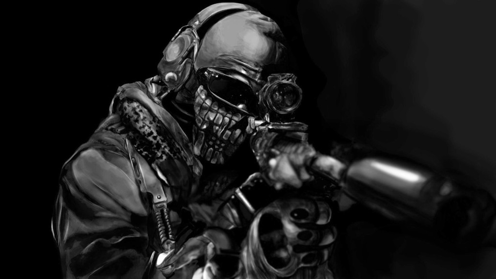 call of duty ghosts wallpaper art 1920x1080