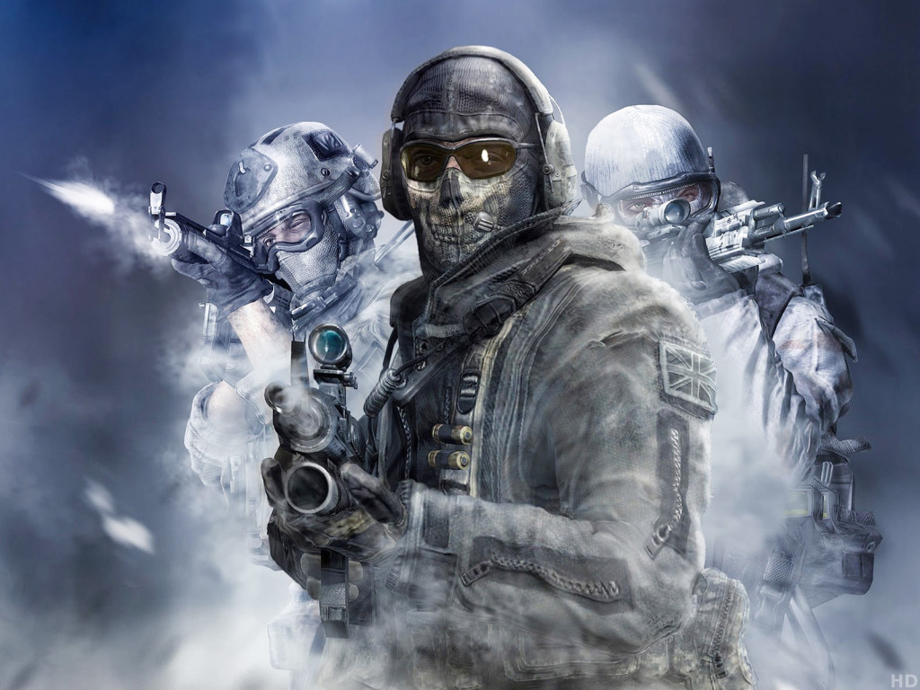 call of duty ghosts wallpaper awesome 1600x1200