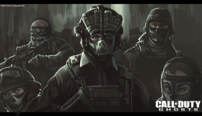 Call of Duty Ghosts Fan Art