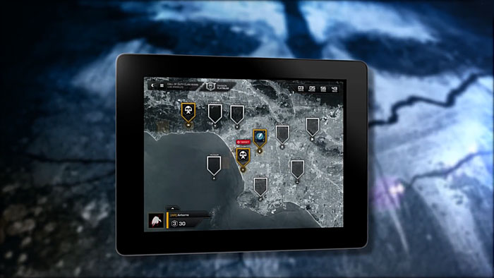 Call of duty clan wars app