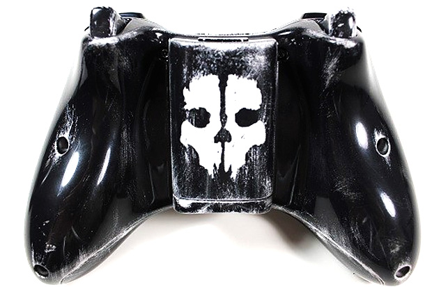 Xbox 360 Ghosts Controller