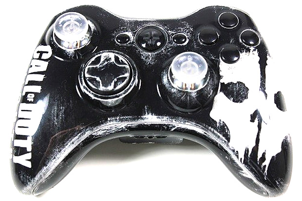 call of duty ghosts controller xbox 360
