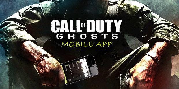 Call of Duty Ghosts Mobile App