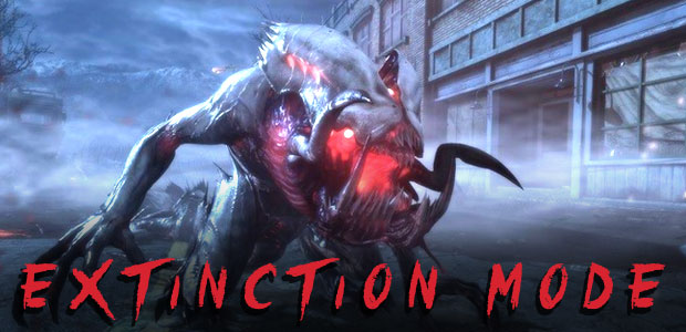 Extinction Mode in COD Ghosts