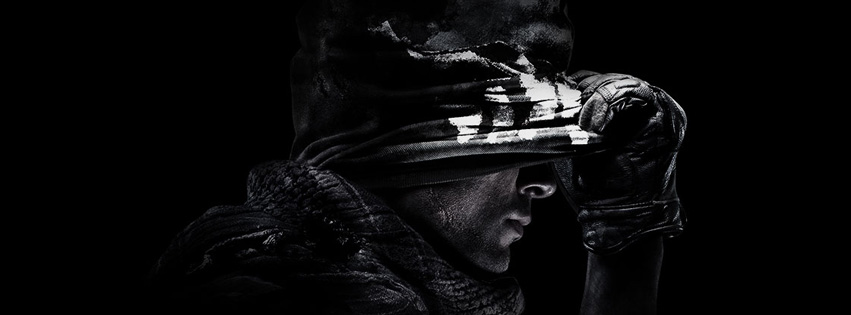 Facebook Cover COD Ghosts