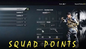 Earn Squad Points Faster in Ghosts