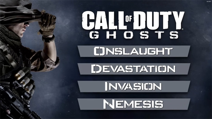 ghosts downloadable content pack