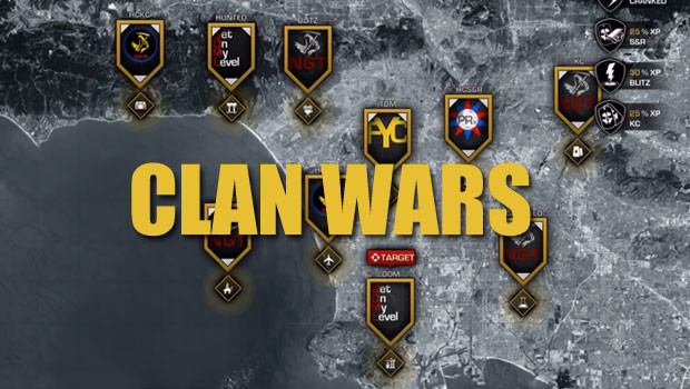 How Clan Wars Works in Ghosts