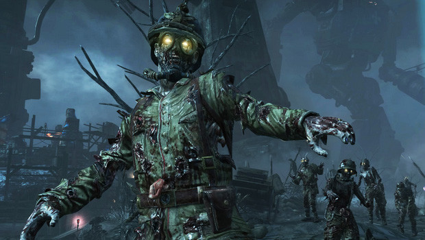 call of duty ghosts zombies cod