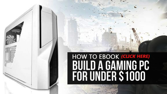 build a custom gaming computer