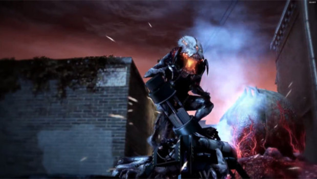 Official Call of Duty Ghosts Extinction Trailer
