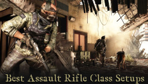 Best Assault Rifle Class Setups