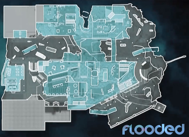 flooded minimap ghosts