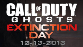 COD Ghosts Extiniction Day