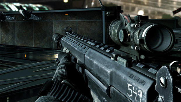 Operations in Call of Duty Ghosts
