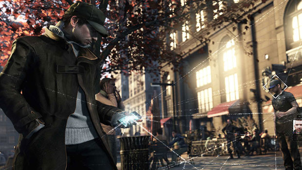 multiplayer demo of watch dogs