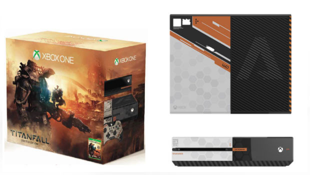 titanfall xbox console