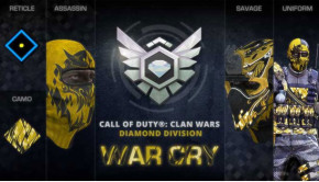 call of duty diamon division