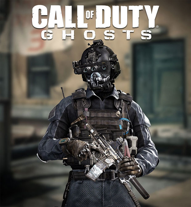 ghosts character packs