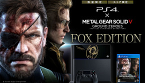 metal gear solid 5 playstation 4