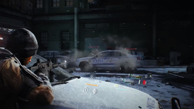 shooting in the division