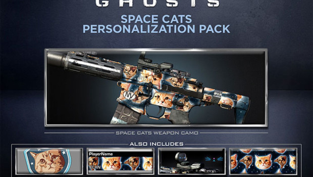 ghosts personalzation pack