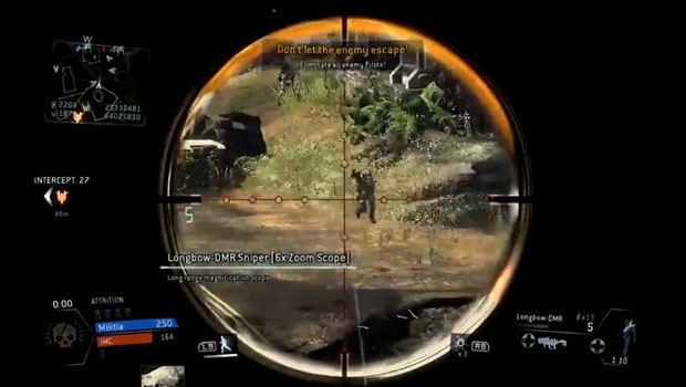 titanfall gameplay with sniper