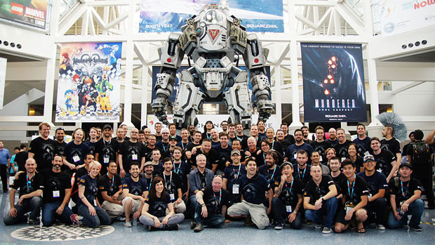 story behind titanfall and respawn entertainment