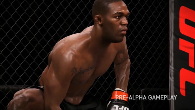 ea sports ufc game for ps4