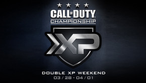 call of duty ghosts double xp weekend